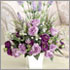 光触媒造花、ソフィアラベンダー